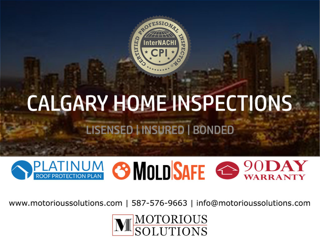 Calgary home inspection services